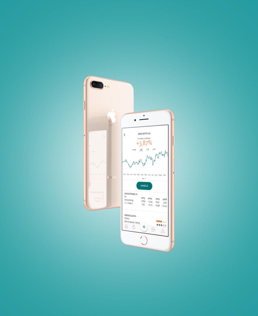 DNB Spare app
